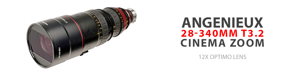 Angenieux Cinema Zoom